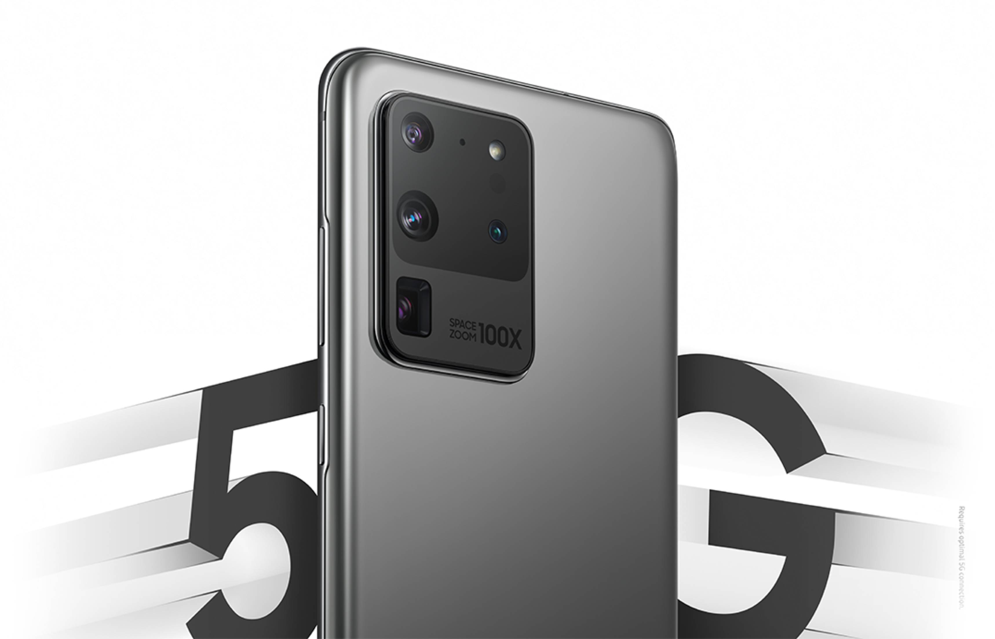 The Samsung Galaxy S20 5G phone