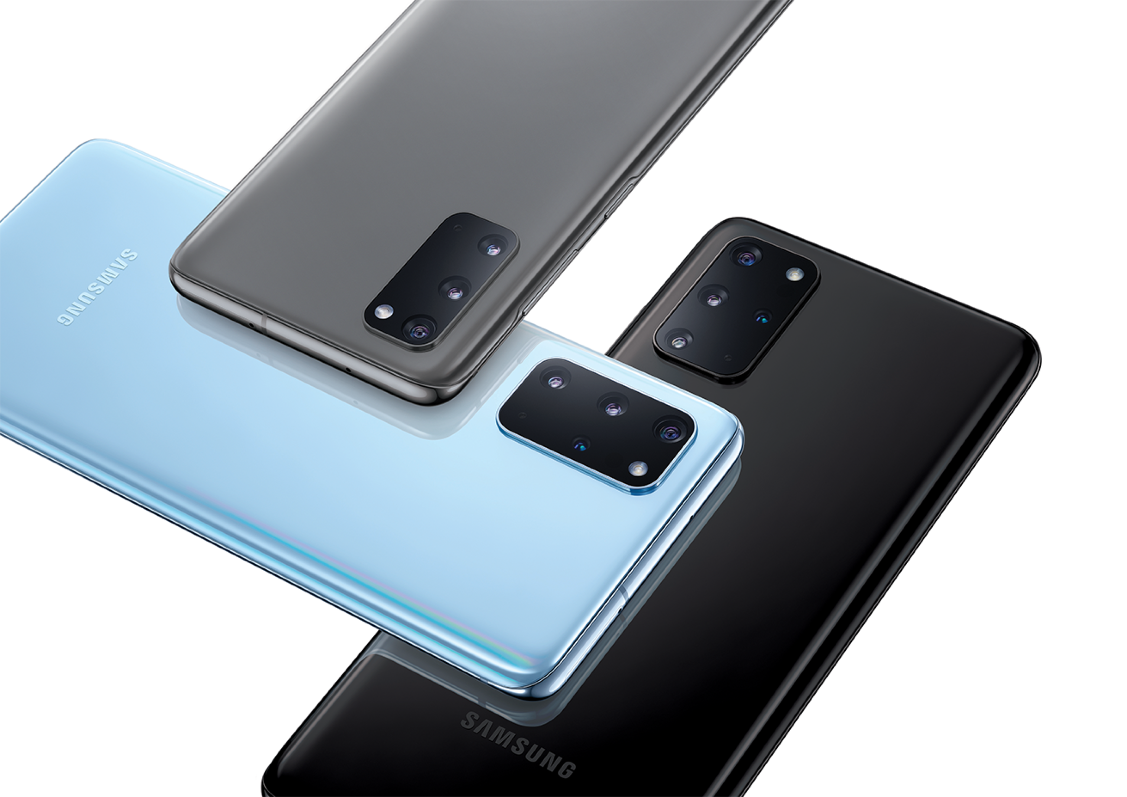 The Samsung S20 5G family of smartphones