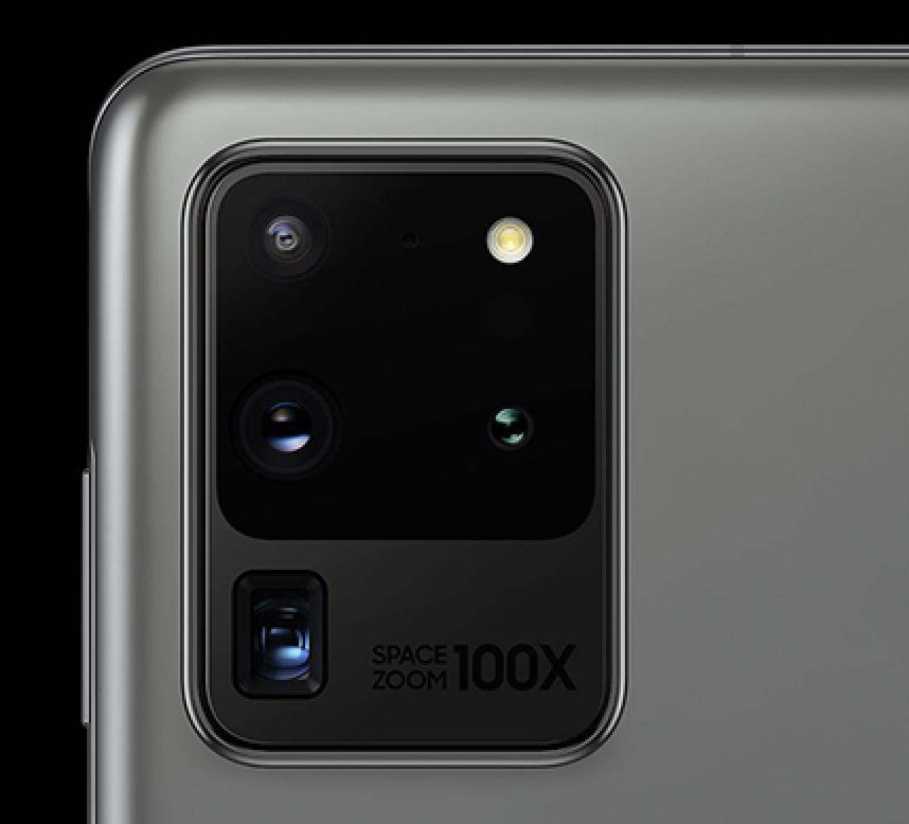 108MP camera on Galaxy S20 Ultra 5G